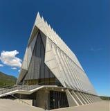 Chapelle d'académie d'Armée de l'Air Photo stock