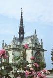 Chapelle d'Amboise Photo libre de droits