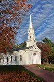 Chapelle d'automne Images stock