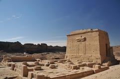 Chapelle d'ISIS Photographie stock libre de droits