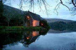 Chapelle dans Kerry Photos stock
