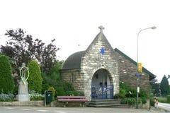 Chapelle dans la hameau Trintelen image libre de droits