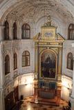 Chapelle dans la résidence de Munich photographie stock