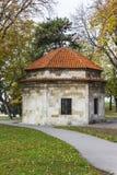 Chapelle de Damad Ali Pasha dans la forteresse de Belgrade serbia photos libres de droits