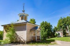 Chapelle de Florus et de Laurus, Myshkin, Russie Photos libres de droits