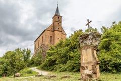 Chapelle de Gügel Image libre de droits