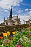Chapelle de Hubert de saint photographie stock