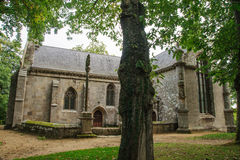 Chapelle de Kerfons Stock Image