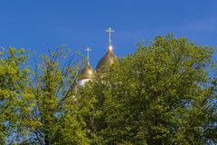 Chapelle de l'église Photographie stock