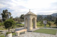 Chapelle de l'apôtre Matthia Forteresse de Gonio-Apsaros photo libre de droits