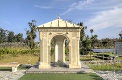 Chapelle de l'apôtre Matthia Forteresse de Gonio-Apsaros image stock
