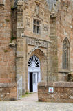 Chapelle de la Clarte in Perros Guirec Royalty Free Stock Photos
