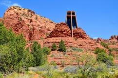 Chapelle de la croix sainte Images libres de droits