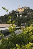 Chapelle de la Sainte Croix in Eze Royalty Free Stock Image