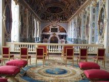 Chapelle de la trinité, Fontainebleau Image libre de droits