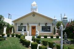 Chapelle de mariage photographie stock