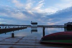 Chapelle de mer Photographie stock libre de droits