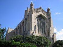 Chapelle de Rockefeller Photos stock