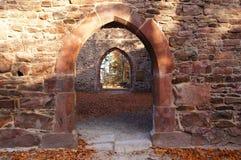 Chapelle de rue Barbara Image libre de droits