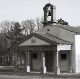 Chapelle de rue Mihovil Photos stock