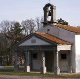 Chapelle de rue Mihovil Photo libre de droits