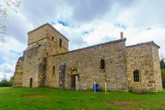 Chapelle de Saint-Bonnet, in Beaujolais stock foto's