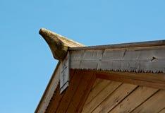 Chapelle de St Nicholas Wooden photo stock