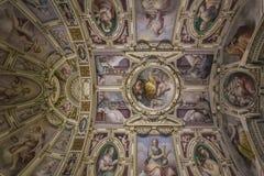 Chapelle de St Peter le martyre photographie stock