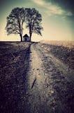 Chapelle de village Photographie stock