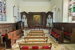 Chapelle de Withcote Image libre de droits