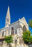 Chapelle des Cordeliers, ένα παρεκκλησι στο Angouleme, Γαλλία Στοκ Φωτογραφία