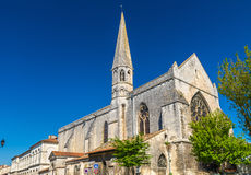 Chapelle des Cordeliers, ένα παρεκκλησι στο Angouleme, Γαλλία Στοκ Εικόνες