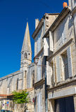 Chapelle des Cordeliers, ένα παρεκκλησι στο Angouleme, Γαλλία Στοκ φωτογραφία με δικαίωμα ελεύθερης χρήσης