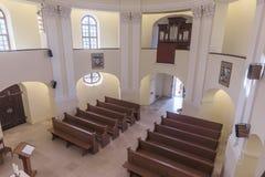 Chapelle du morceau dans Sresmki Karlovci, Serbie image libre de droits