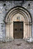 Chapelle of holy Spirit in Roncesvalles Royalty Free Stock Images