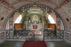 Chapelle italienne images libres de droits