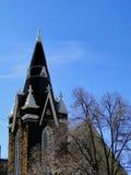 Chapelle luthérienne suédoise d'Augustana Photos stock