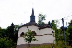 Chapelle-octogonale sainte gunegonde, heiderocheidergrund, Luxemburg Lizenzfreies Stockbild