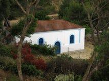 Chapelle orthodoxe grecque Image stock