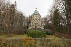 Chapelle pour le Roi Ludwig de la Bavière, Allemagne Images libres de droits