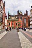 Chapelle royale et église de rue Mary Photo libre de droits