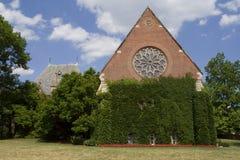Chapelle sage - Université de Cornell Image stock