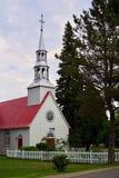 Chapelle Saint-Bernard - Mont Tremblant, Quebec Stock Photos