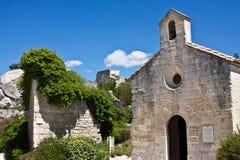 Chapelle Saint Blaise Stock Photo