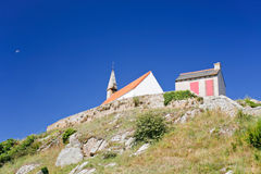 Chapelle Saint Michel in Brittany Stock Image