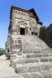 Chapelle Saint Michel de Aiguilhe Stock Image