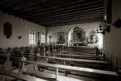 Chapelle Saint-Sebastien de Dambach-la-Ville , Alsace Stock Photo