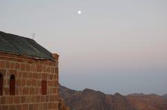 Chapelle sur Sinai Images libres de droits