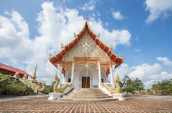 Chapelle Thaïlande image stock