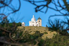 Chapels on the Holy Hill Stock Photos